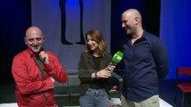 "Komedia ""Tango"", shfaqja e Flor Binajt dhe Ledio Lakos - Top Channel"