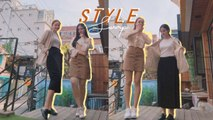 STYLE SWAP w. LISA RING  Fashion Talk & Shopping in Hongdae Sissel