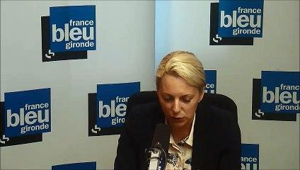 """""""Je serai candidate sur la 11e circonscription."""""""