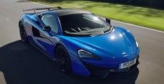VÍDEO: Para los más 'quemaos', nuevo kit aerodinámico para el McLaren 570S