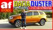 Prueba del Dacia Duster 1.3 TCe 130 CV Prestige