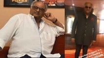 Jhanvi Kapoor's father Boney Kapoor's TRANSFORMATION make you shock | FilmiBeat