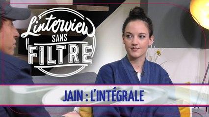 Découvrez L'Interview sans filtre de Jain !