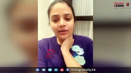Anchor Srimukhi Taking Break From Patas Show