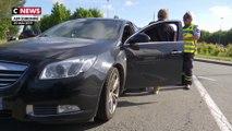 Sécurité routière : des contrôles renforcés pour ce week-end de l'Ascension