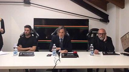 Conferenza Stampa integrale - 31 Maggio 2019 Venezia FC