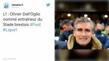 Ligue 1. Olivier Dall'Oglio nouvel entraîneur du Stade brestois
