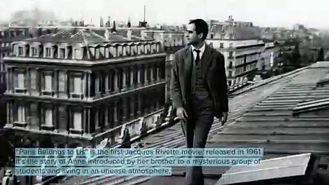 MEETING THE FRENCH NEW WAVE