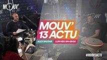 Mouv'13 Actu : PNL, Chernobyl, Roland Garros