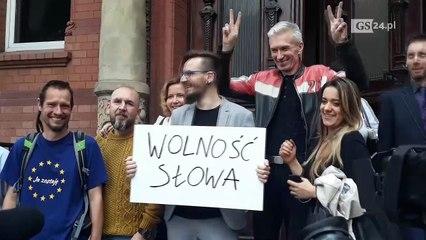 """Czy słowo na """"d"""" znieważyło Prezydenta RP? Sąd w Szczecinie umorzył sprawę. """"Stopień szkodliwości czynu był znikomy"""""""