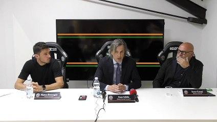 Conferenza Stampa - 31 Maggio - Venezia FC