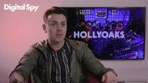 Hollyoaks star Ray Quinn explains Jonny Baxter's backstory