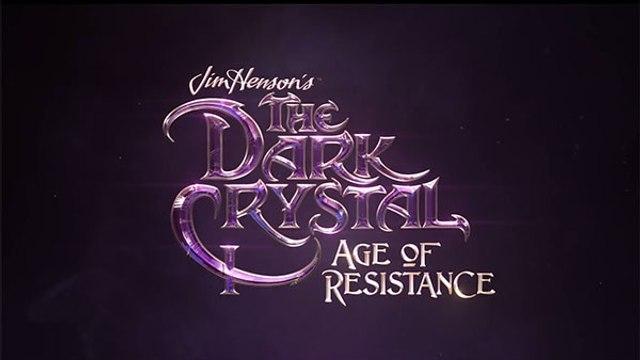 The Dark Crystal Age of Resistance  - Trailer Saison 1