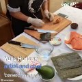 This Artist Makes Incredible Visual Art from… Sushi