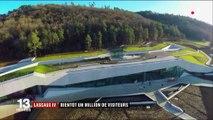 Culture : bientôt la barre du million de visiteurs à Lascaux IV