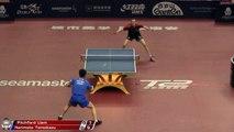 Liam Pitchford vs Tomokazu Harimoto | 2019 ITTF China Open Highlights (R16)