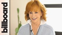 Reba McEntire Plays 'Fishing For Answers'   Billboard