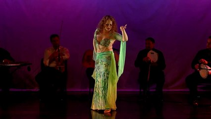 The Baladi: Bellydance Egyptian Style with Ranya Renée - Trailer