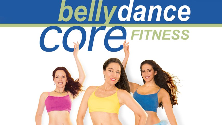 Bellydance for Core Fitness, with Ayshe - beginner belly dance workout - Trailer