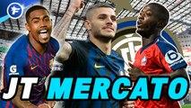 Journal du Mercato : l'Inter prêt à tout, Arsenal dégraisse à tout-va