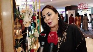 قفة رمضان.. الممثلة حنان الإبراهيمي: كيعجبني نعرض الناس فالدار