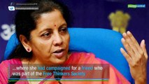 Know your minister | Nirmala Sitharaman - Minister of Finance