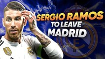 Sergio Ramos Confirms He Wants To LEAVE Real Madrid! | Transfer Talk