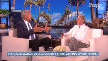 Stedman Graham on What Makes His Long Relationship with Oprah Work