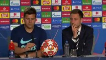 Pochettino refuses to say if Harry Kane will start in the UCL final