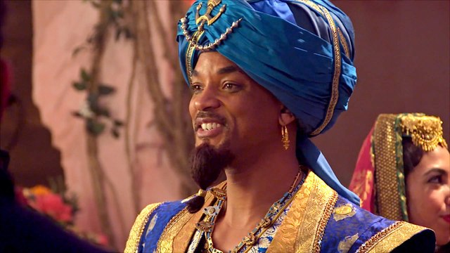 Disney's Aladdin with Will Smith - Inside the Lamp