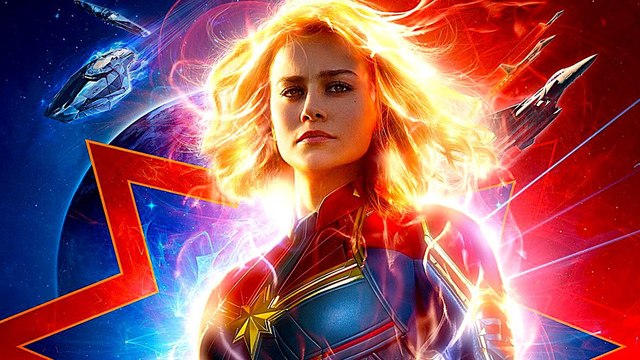 Captain Marvel with Brie Larson - Marvel Firsts