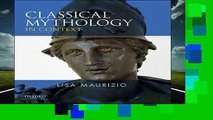 Full version  Classical Mythology in Context  Best Sellers Rank : #4