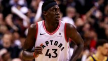 Pascal Siakam leads Raptors to Game 1 win over Warriors