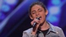 Benicio Bryant Pours His Heart Into Brandi Carlile's 'The Joke' on 'America's Got Talent': Exclusive