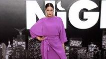 "Nargis Fakhri ""Late Night"" Los Angeles Premiere Red Carpet"