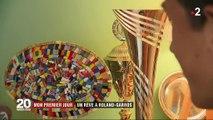 Roland-Garros : le rêve éveillé d'Antoine Hoang