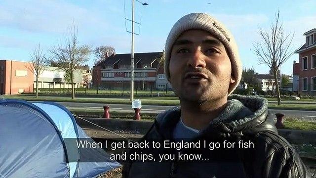 Illegals Breaking Into Britain