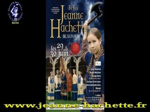 Bande Annonce 547èmes Fêtes Jeanne Hachette