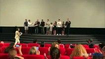 """Projection du court métrage """"Luisa"""" au cinéma Le Travelling à Agde"""