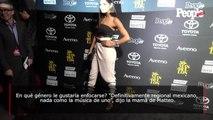Alejandra Espinoza da pasos firmes hacia su faceta de cantante, ¡este sería su nombre artístico!