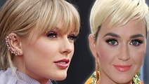 Taylor Swift Gushes Over Katy Perry Ending Their Feud