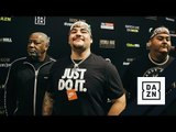 Getting To Know Andy Ruiz Jr.
