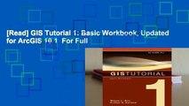 Full E-book GIS Tutorial 1: Basic Workbook, Updated for