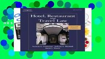 About For Books  Hotel, Restaurant, and Travel Law (Hotel, Restaurant   Travel Law) Complete