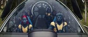 X-Men: Dark Phoenix - Clip - Space Mission