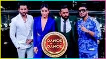 Dance India Dance LAUNCH   Dheeraj Dhoopar, Kareena Kapoor, Bosco & Raftaar   EXCLUSIVE INTERVIEW
