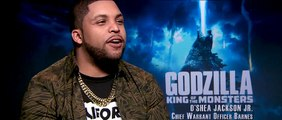 Godzilla: King Of The Monsters - Exclusive Interview With O'Shea Jackson Jr. & Michael Dougherty
