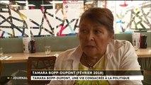 Décès de Tamara Bopp Dupont ancienne élue Tavini