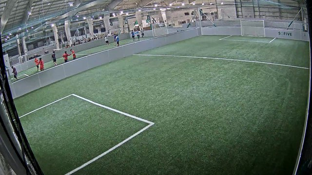 06/01/2019 00:00:01 - Sofive Soccer Centers Rockville - San Siro