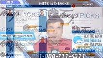 New York Mets vs Arizona Diamondbacks 5/31/2019 Picks Predictions